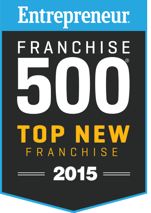 Entrepreneur Franchise 500 Top New Franchise 2015